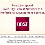 BB&T Digital Sponsorship at River City Express Network