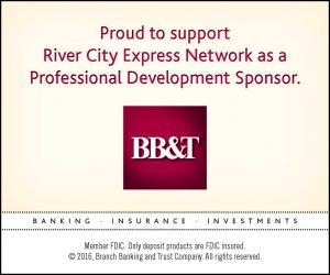 BB&T Digital Sponsorship at River City Express Network